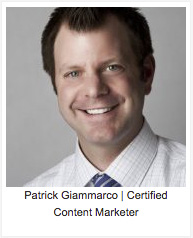 Content Specialist_Patrick Giammarco